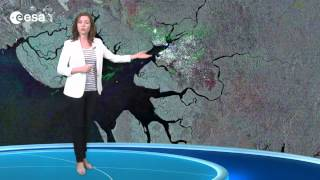 Earth from Space is presented by Kelsea Brennan-Wessels from the ESA Web-TV virtual studios. In the thirty-fifth edition, we ...
