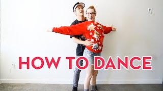 Video How To Dance In The Club | Kyle Hanagami & Haley Fitzgerald download in MP3, 3GP, MP4, WEBM, AVI, FLV January 2017