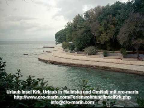 Urlaub Insel Krk, Urlaub in Malinska und Omišalj mit cro-marin