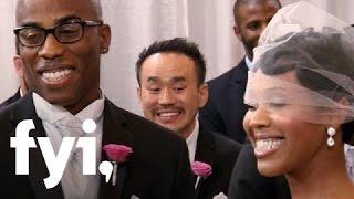 Married At First Sight: Newlywed Diaries: First Impressions at the Altar