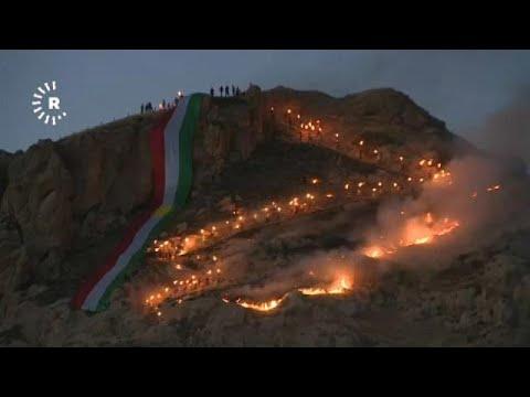 Iρακινό Κουρδιστάν: Οι δάδες της ανεξαρτησίας