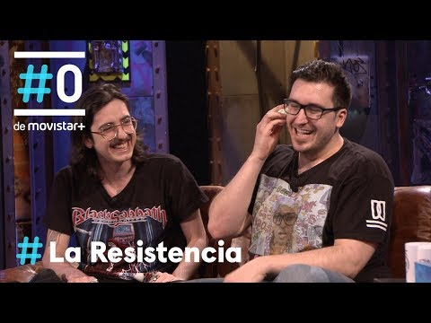 LA RESISTENCIA - Mangel y Orslok, Fortnite for the peace  #LaResistencia 24.05.2018