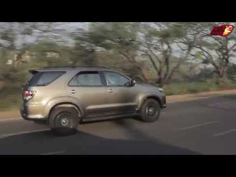 Toyota Fortuner 4×4 Automatic Review – MotorOctane | Latest Car Reviews