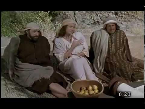 JESUS FULL MOVIE. Gospel Book of Matthew.