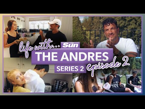 Life with The Andres: Series 2 Episode 2