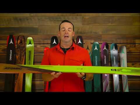 Atomic Backland 102 Skis - Men's