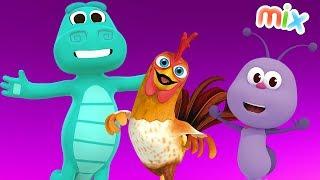 Juguemos en el Bosque  enganchado de los mejores videos musicales infantiles  El Reino infantil