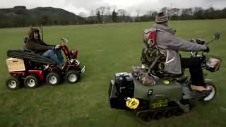 Video Mobility Scooter Off Road | Top Gear | BBC MP3, 3GP, MP4, WEBM, AVI, FLV Juli 2019