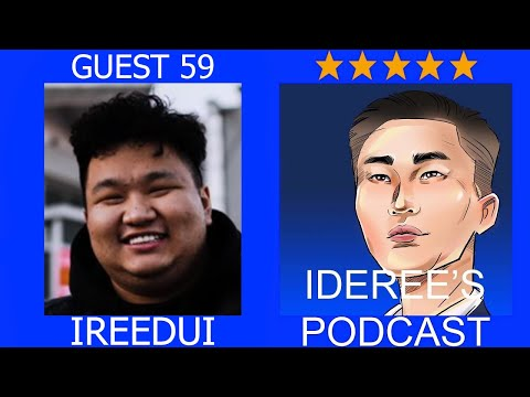 Ideree's podcast 59: Ireedui, Domog IZ