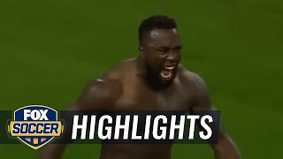 Jozy Altidore breaks the deadlock for USA vs. Costa Rica   2017 CONCACAF Gold Cup Highlights by FOX Soccer