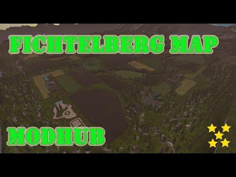 Fichtelberg Map v1.1.0.0