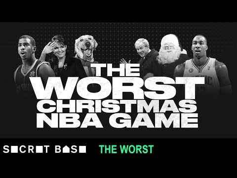 Video: The Worst Christmas NBA Game: 2008 - Episode 9