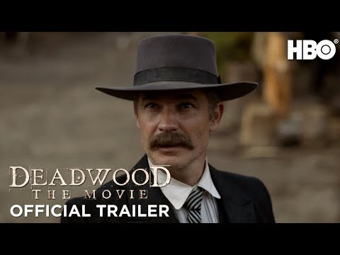 Deadwood: The Movie (2019) | Official Trailer | HBO