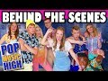 Behind the Scenes of Pop Music High New Song School's Out. Totally TV