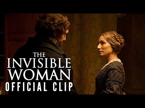 The Invisible Woman Clip 'Favorite Time'