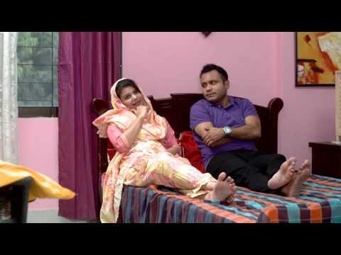 Behind the Calling Bell Serial natok ft  Sabnam Faria and Mishu Sabbir
