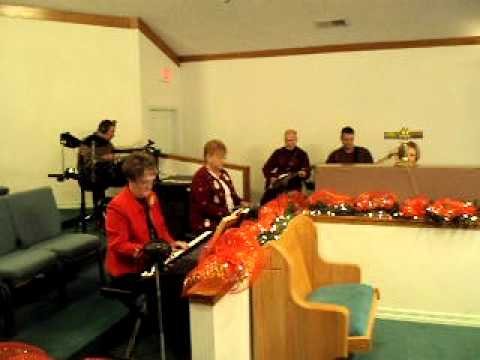 SILENT NIGHT by Midway Baptist Church Million and One Dollar Band (Athens, AL)