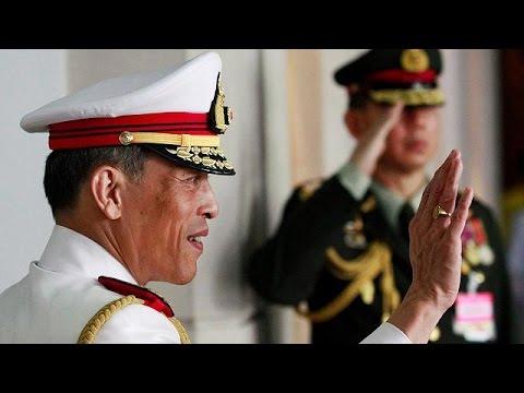 Ποιος είναι ο πρίγκιπας διάδοχος της Ταϊλάνδης