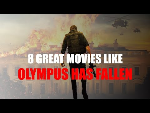 8 Movies To Watch If You Liked Olympus Has Fallen