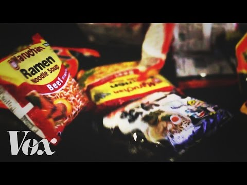 How Instant Ramen Was Invented