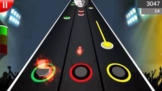 como colocar música no guitar flash no Android #2