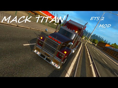 Mack Titan Update 1.18x