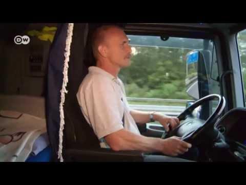 Dumping auf der Straße – Trucker / Lkw-Fahrer unter Druck