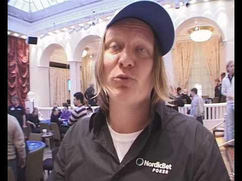 Jaajo Linnonmaa Helsinki Freezeout 2009 tekijä: PokerVil
