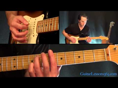 Sugar Guitar Chords Lesson – Maroon 5