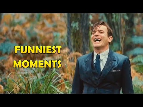 Christopher Robin  - Funniest Moments