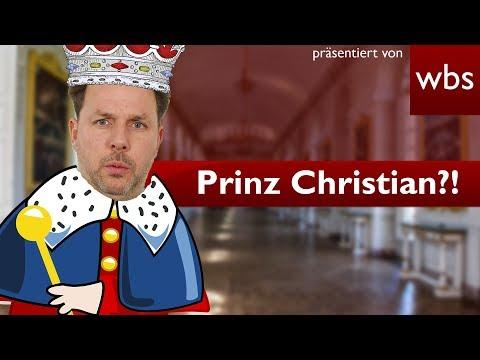 Prinz Christian zu Solmecke - Darf ich Adelstitel kaufen?