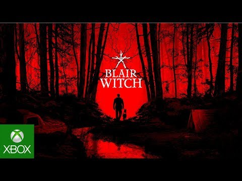 Coming August 30th to Xbox One and Windows 10 de Blair Witch