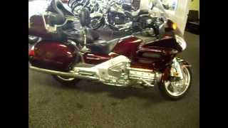 3. Ultra Nice 2008 Honda Goldwing GL1800 at www.rockwallautodirect.com