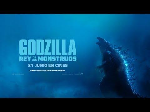 Godzilla II Rey de los Monstruos - Youtube Masthead?>