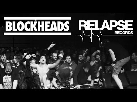 Blockheads – Crisis Is Killing The Weak