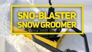 10. SNO-BLASTER (TM) by snowgroomers.net