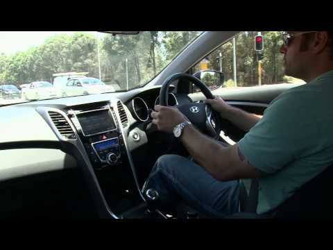 Hyundai i30 – Winner Australias Best Small Cars under $35,000 – 2012 NRMA Drivers Seat