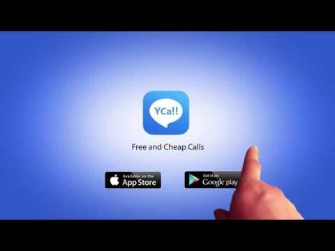 YCall - Free & Cheap Calls