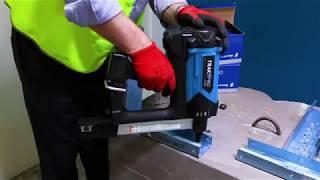 Trak-PRO Concrete Gas Nailer