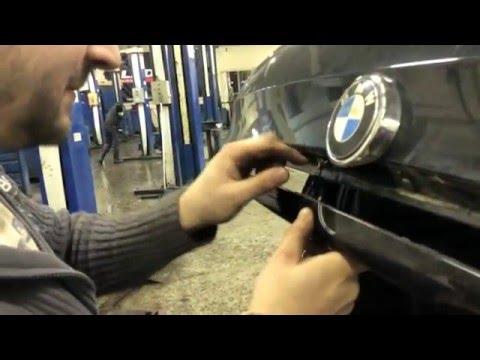Как открыть багажник на bmw x5 снимок
