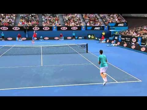 打網球可以打成這樣!太神!