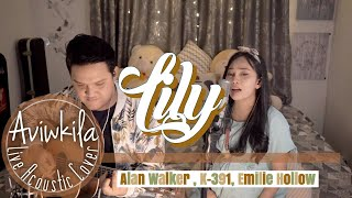 Video IBU HAMIL 8 BULAN NYANYI LAGU LILY - ALAN WALKER. GIMANA SUARANYA?? | Acoustic Cover by AVIWKILA MP3, 3GP, MP4, WEBM, AVI, FLV Juli 2019
