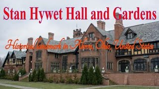 Akron (OH) United States  city images : Visit Stan Hywet Hall and Gardens, Historical landmark in Akron, Ohio, United States