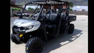 6. 2019 Can-Am® Defender MAX DPS™ HD10