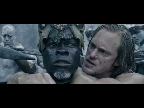 The Legend Of Tarzan - Bmonga Vs Tarzan Fight Scene