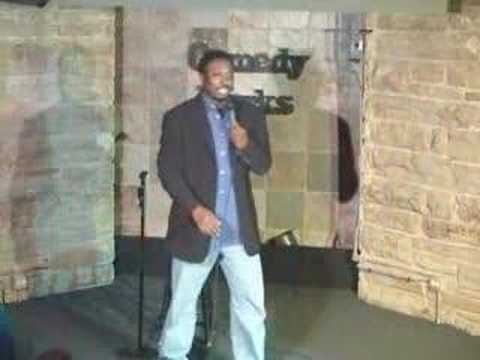 Louis Johnson Live @ Comedy Works!