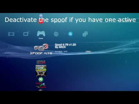 [PS3] Ferrox 4.81 CFW Installation + Download - EASY