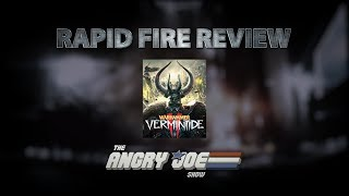 Video Vermintide II Rapid Fire Review MP3, 3GP, MP4, WEBM, AVI, FLV Maret 2018