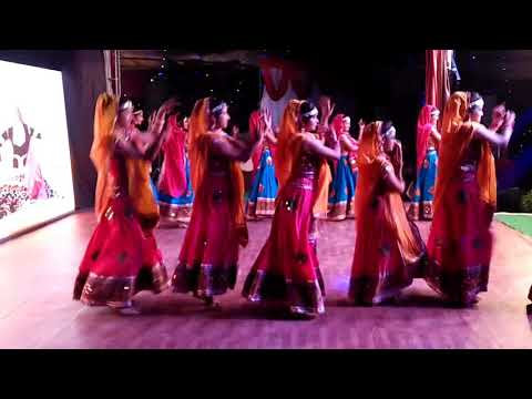 Video Rangeelo maro dholna - Bollywood folk dance. download in MP3, 3GP, MP4, WEBM, AVI, FLV January 2017