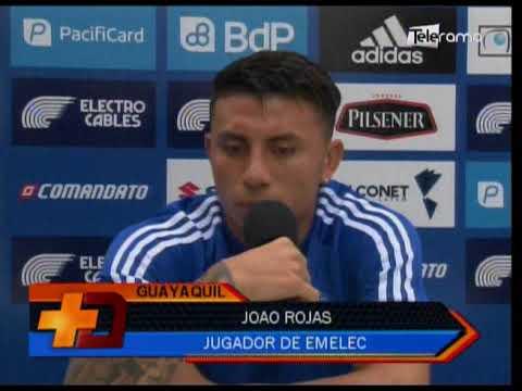Emelec entrena con miras a la reanudación de la Liga Pro